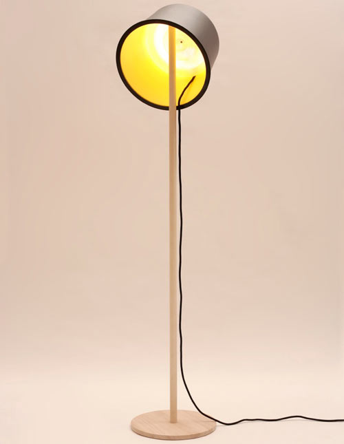 Chaplin Lamp by Martin Hirth