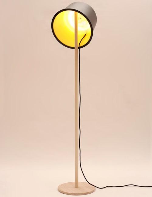 Chaplin Lamp by Martin Hirth