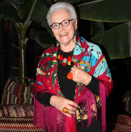 Friday Five with Rosita Missoni in style fashion home furnishings  Category