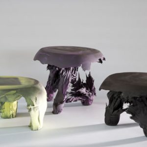 Gravity Stool by Jólan van der Wiel