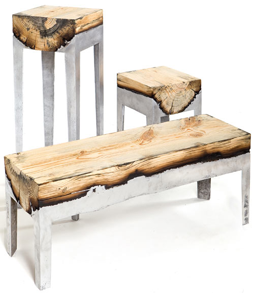 Wood Casting by Hilla Shamia in home furnishings  Category