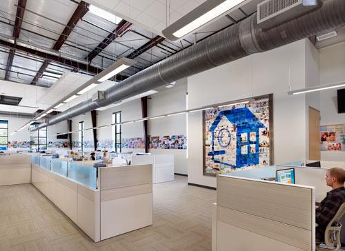 Homeaway Headquarters Design Milk