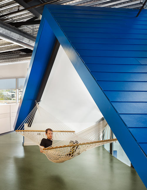 HomeAway Headquarters in main interior design  Category