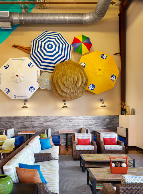 HomeAway Headquarters in interior design  Category