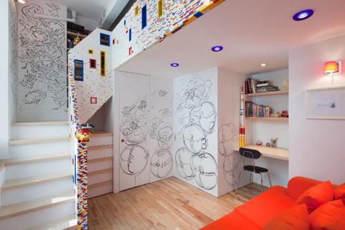 Chelsea Apartment by I-Beam Design