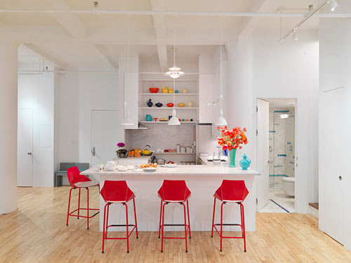 Chelsea Apartment by I Beam Design in main interior design architecture  Category