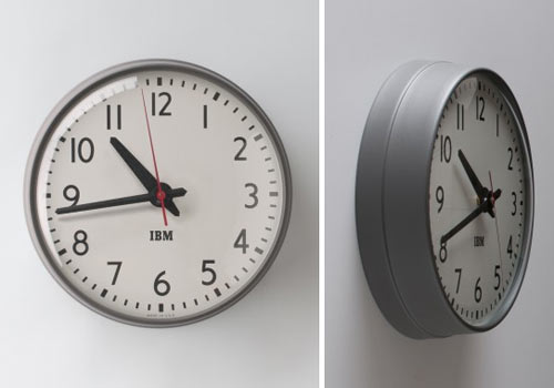 1960s IBM Clock Reissue