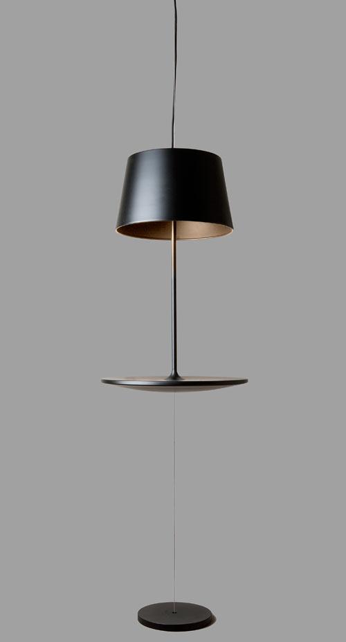 Lighting Illusions Chandeliers : Illusion lamp for northern lighting design milk