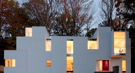 NaCl House by David Jameson Architect