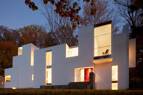NaCl House by David Jameson Architect in architecture  Category