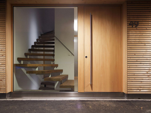 Juri Troy of Hein Troy Architects on Traditional Materials and Untraditional Design in K3 House in main architecture  Category