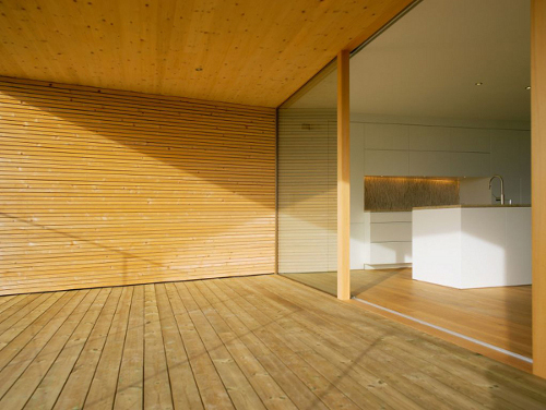 Juri Troy of Hein Troy Architects on Traditional Materials and Untraditional Design in K3 House in architecture  Category