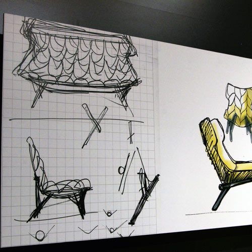 Kartell Work in Process at Milan Design Week in main home furnishings  Category