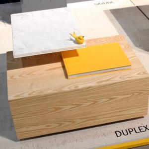NY Design Week 2012: Marble Madness