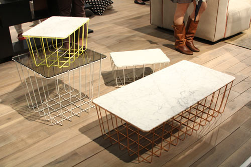 NY Design Week 2012: Marble Madness in news events home furnishings  Category