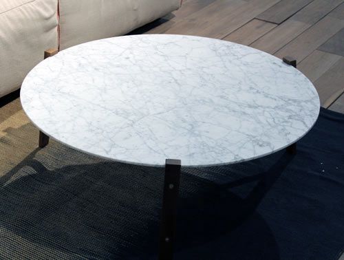 NY Design Week 2012: Marble Madness in main home furnishings  Category