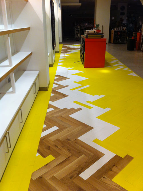 colored parquet collection by mckay flooring design milk