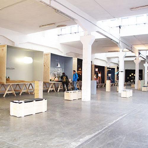 Chair Farm Aisslinger : Werner aisslinger s chair farm at milan design week