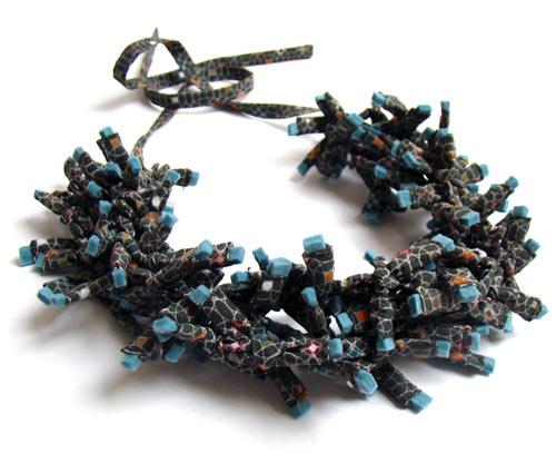 Moldarina Textile Jewelry
