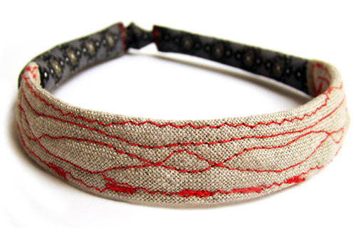 Moldarina Textile Jewelry in style fashion main  Category