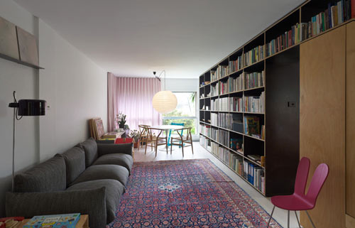 Potts Point Apartment by Anthony Gill Architects