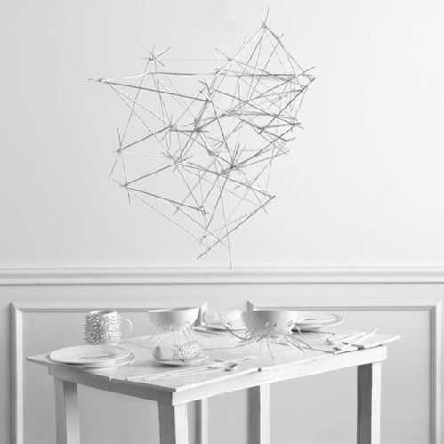 Torn by Robert Siegel & Aaron Hawks in home furnishings art  Category