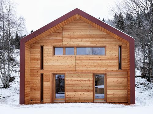 Vallée de Joux by Atelier d'architecture Ralph Germann in main architecture  Category