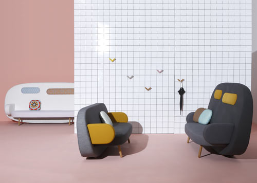 Float by Karim Rashid for Sancal in home furnishings  Category