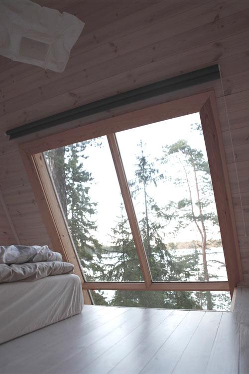 Micro Cabin in Finland in main architecture  Category