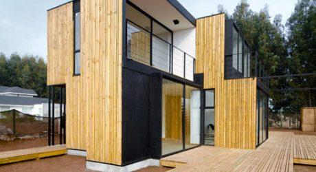 SIP Panel House by Alejandro Soffia & Gabriel Rudolphy