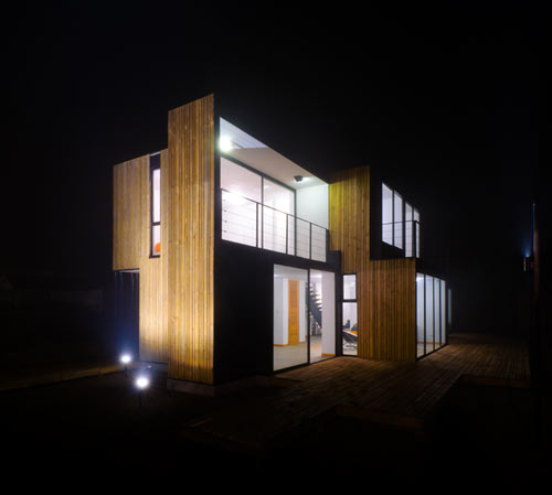 Sip panel house by alejandro soffia gabriel rudolphy for Sips house