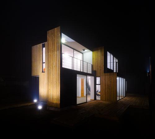 SIP Panel House by Alejandro Soffia & Gabriel Rudolphy - Design Milk