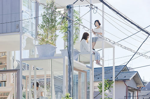 House NA by Sou Fujimoto Architects in architecture  Category