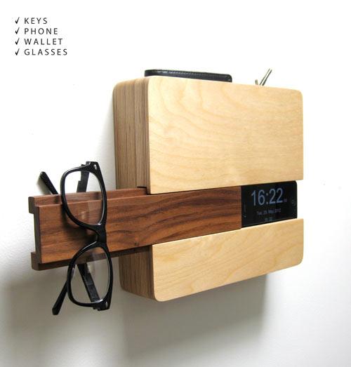 The Butler Organizer By Curtis Micklish Design Milk