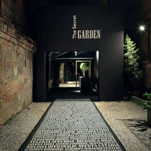 The Secret Garden Milan