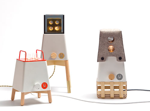Craft System by UM Project in technology style fashion main home furnishings art  Category