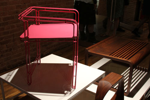 NY Design Week 2012: WantedDesign in style fashion main home furnishings  Category