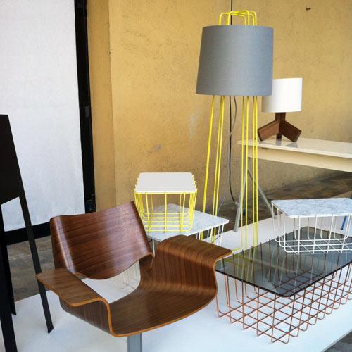 Watt Floor Lamp Buttercup Chair Blu Dot