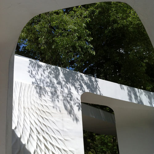 Zaha Hadid The Secret Garden Milan