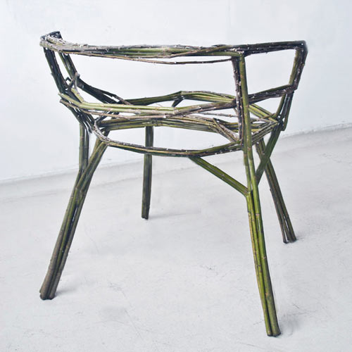 Werner Aisslinger Chair Farm Plantation Milan
