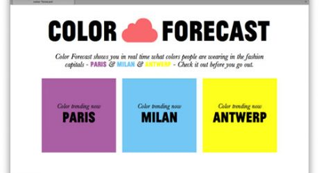 Pimkie Color Forecast