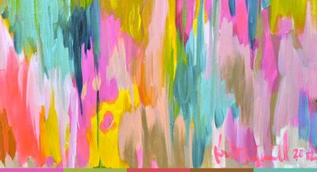 Colorful Art by Kristy Gammill