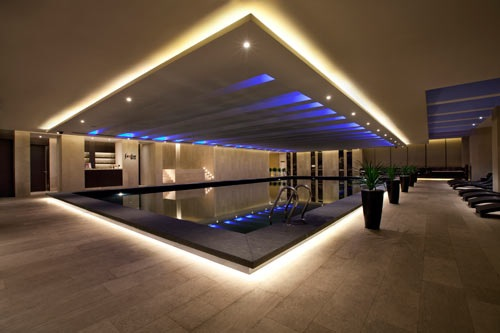 Swisstouches Hotel Xian in main interior design  Category