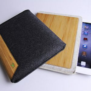 Wool Felt iPad Sleeve from Grove