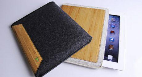 Wool Felt iPad Sleeve from Grove