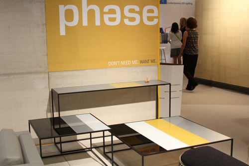 ICFF 2012: Part 3 in main home furnishings  Category