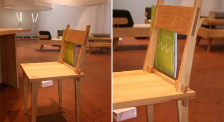 Koren Chair by Djordje Zivanovic