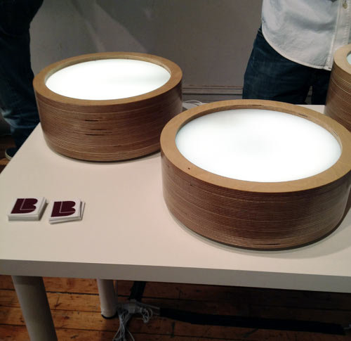 NY Design Week 2012: Model Citizens NYC in style fashion main home furnishings art  Category