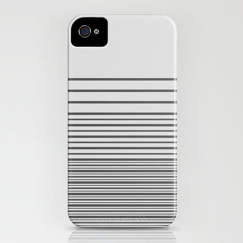 Fresh From The Dairy: Minimalist iPhone Cases in technology style fashion art  Category