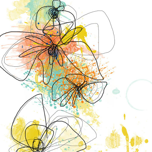 Fresh From The Dairy: May Flowers in technology style fashion main art  Category